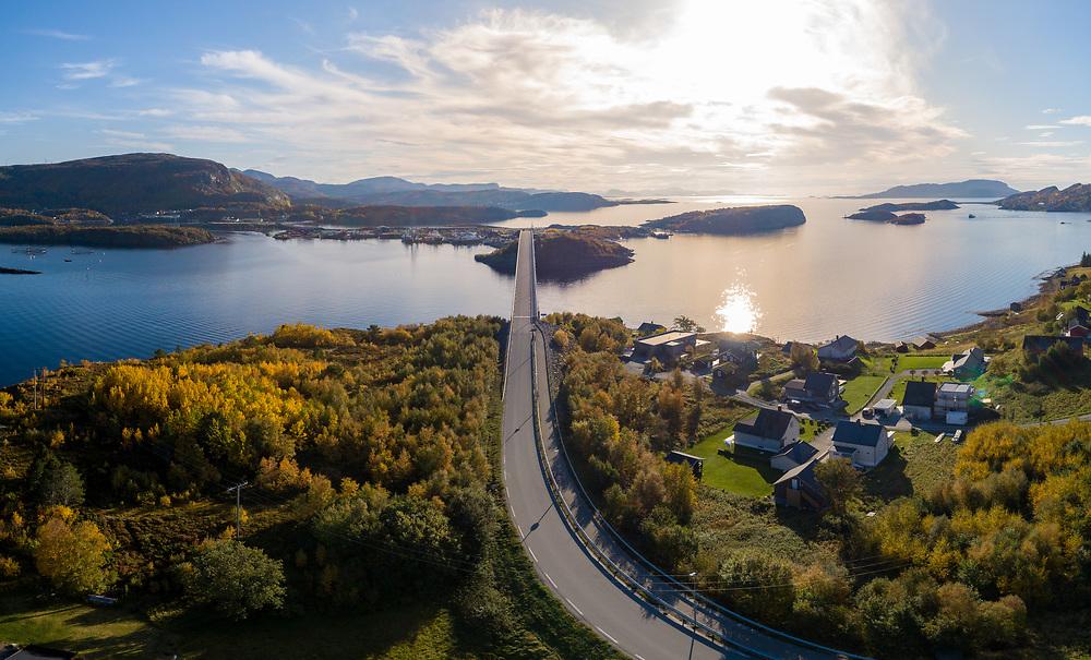 Stokkøybrua er ei veibru i Åfjord kommune som forbinder Stokkøya med fastlandet i Stoksund som del av fylkesvei 723.