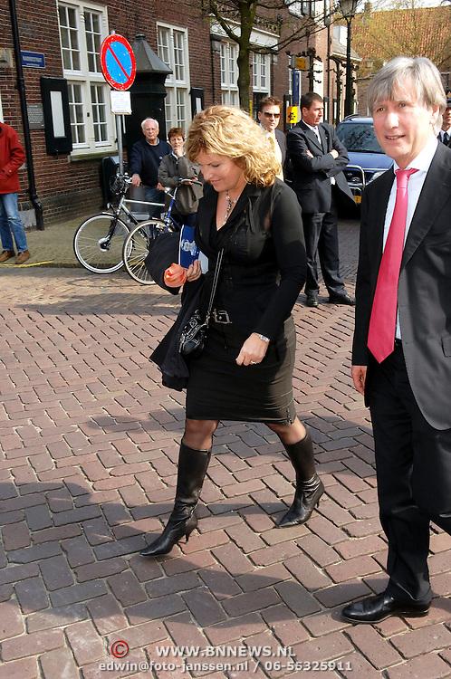 NLD/Naarden/20070406 - Mattheus Passion 2007, Pia Dijkstra en partner Gerlach Cefontaine