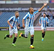 Huddersfield Town v Bradford City 060813