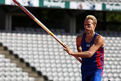 Athletics - Aarhus: Danish Championships in athletics 2015 on August 8, 2015 in Aarhus, Denmark. (Allan Jensen/EVENTMEDIA).
