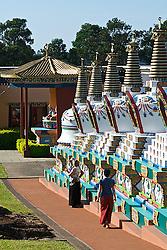 Vista do Centro Budista Khadro Ling, em Três Coroas. FOTO: Jefferson Bernardes / Preview.com
