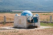 Israel, Lower Galilee, the tomb of Rabbi Aba Halafta,
