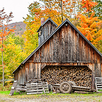 Autumn colors surround a secluded sugar house in northern Vermont.All Content is Copyright of Kathie Fife Photography. Downloading, copying and using images without permission is a violation of Copyright.