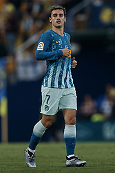 October 20, 2018 - Vila-Real, Castellon, Spain - Antoine Griezmann of Atletico de Madrid looks on during the La Liga match between Villarreal CF and Atletico de Madrid at Estadio de la Ceramica on October 20, 2018 in Vila-real, Spain  (Credit Image: © David Aliaga/NurPhoto via ZUMA Press)