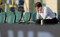 Fotball<br /> Tyskland<br /> 29.05.2010<br /> Foto: Witters/Digitalsport<br /> NORWAY ONLY<br /> <br /> Teammanager Oliver Bierhoff Deutschland <br /> Testspiel Ungarn - Deutschland<br /> <br /> Testspiel Ungarn - Tyskland