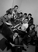 Dexys Midnight Runners with Kevin Rowland - UK Northern Soul 1982 Photographs