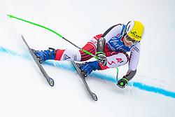19.12.2018, Saslong, St. Christina, ITA, FIS Weltcup Ski Alpin, SuperG, Damen, im Bild Tamara Tippler (AUT) // Tamara Tippler of Austria in action during her run in the ladie's Super-G of FIS ski alpine world cup at the Saslong in St. Christina, Italy on 2018/12/19. EXPA Pictures © 2018, PhotoCredit: EXPA/ Johann Groder