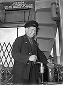 1952 Howth Tram Driver Mr. Christy Hanway