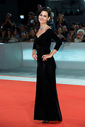 Helena Antonio walks the red carpet ahead of Les Estivants (The Summer House) screening during the 75th Venice Film Festival at Sala Grande on September 5, 2018 in Venice, Italy. Photo by Marco Piovanotto/ABACAPRESS.COM
