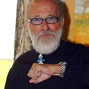 Pierre Kartner, vader Abraham
