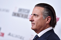 Andy Garcia attends the 30th Annual American Cinematheque Awards Gala at The Beverly Hilton Hotel on October 14, 2016 in Beverly Hills, California. Photo by Lionel Hahn/AbacaUsa.com