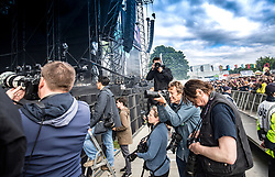 Friday at TRNSMT music festival, Glasgow Green.