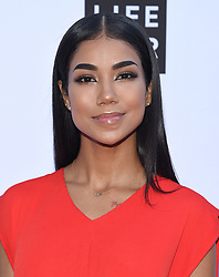 Tessa Brooks at The Daily Front Row Fashion Los Angeles Awards 2018 held at the Beverly Hills Hotel on April 8, 2018 in Beverly Hills, Ca. 08 Apr 2018 Pictured: Jhene Aiko. Photo credit: MEGA TheMegaAgency.com +1 888 505 6342