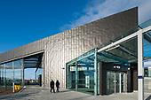Edinburgh Hub Railway Station - Gyle Edinburgh