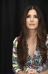 May 26, 2018 - New York, New York, USA - Sandra Bullock stars in the movie Ocean's 8 (Credit Image: © Armando Gallo via ZUMA Studio)