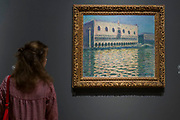 The Doges Palace, 1908 - The Credit Suisse Exhibition: Monet & Architecture a new exhibition in the Sainsbury Wing at The National Gallery.