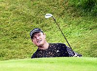 Golf. Open Golf Championships. Muirfield. 19.07.2002.<br /> Ernie Els, Sør-Afrika.<br /> Foto: Matthew Impey, Digitalsport.