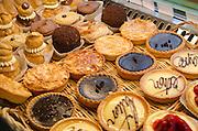 French pastries, Montmartre, Paris, France