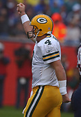 NFL-Green Bay Packers at New England Patriots-Oct. 13, 2002