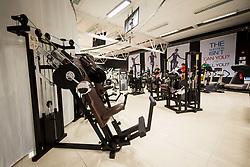 Fitness centre 4P, on January 22, 2018 in Novo mesto, Slovenia. Photo by Vid Ponikvar / Sportida