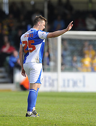Bristol Rovers' Seanan Clucas - Photo mandatory by-line: Joe Meredith/JMP - Mobile: 07966 386802 03/05/2014 - SPORT - FOOTBALL - Bristol - Memorial Stadium - Bristol Rovers v Mansfield - Sky Bet League Two