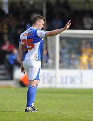 Bristol Rovers' Seanan Clucas - Photo mandatory by-line: Joe Meredith/JMP - Mobile: 07966 386802 03/05/2014 - SPORT - FOOTBALL - Bristol - Memorial Stadium - Bristol Rovers v Mansfield - Sky Bet League Two