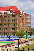 Mikołajki, 2006-05-08. Hotel Gołębiewski w Mikołajkach