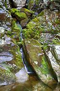 USA, Virginia, Blue Ridge. White Rock Falls.