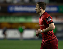 Munster's Darren Sweetnam<br /> <br /> Photographer Simon King/Replay Images<br /> <br /> Guinness PRO14 Round 15 - Cardiff Blues v Munster - Saturday 17th February 2018 - Cardiff Arms Park - Cardiff<br /> <br /> World Copyright © Replay Images . All rights reserved. info@replayimages.co.uk - http://replayimages.co.uk