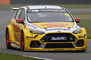 Ollie Jackson - Team Shredded Wheat Racing with Gallagher - Ford Focus RS during the British Touring Car Championship (BTCC) at  Brands Hatch, Fawkham, United Kingdom on 7 April 2019.