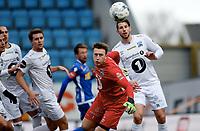 Fotball , 17. april 2017 , Eliteserien<br /> Sandefjord - Kristiansund<br /> <br /> Sean Mcdermott  , KBK