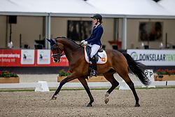 Van den Heuvel Lize, NED, Hilton-S<br /> Nederlands Kampioenschap<br /> Ermelo 2021<br /> © Hippo Foto - Dirk Caremans<br />  06/06/2021