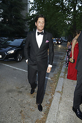 July 12, 2018 - Madrid, Spain - Luis Medina attends Vogue 30th Anniversary Party at Casa Velazquez on July 12, 2018 in Madrid, Spain. (Credit Image: © Oscar Gonzalez/NurPhoto via ZUMA Press)