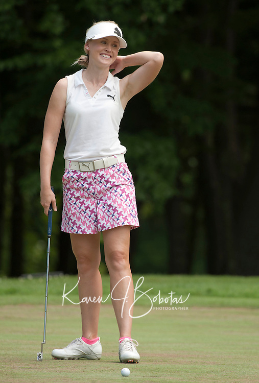 LPGA Futures Tour at Beaver Meadow Golf Course in Concord, NH July 23, 2011.