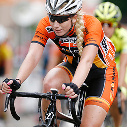 Boels Rental Ladiestour 2013 Stage 6 Bunde - Berg en Terblijt Nina Kessler