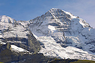 Jungfrau from Kleine Scheidegg - Grindelwald Switzerland .<br /> <br /> Visit our SWITZERLAND  & ALPS PHOTO COLLECTIONS for more  photos  to browse of  download or buy as prints https://funkystock.photoshelter.com/gallery-collection/Pictures-Images-of-Switzerland-Photos-of-Swiss-Alps-Landmark-Sites/C0000DPgRJMSrQ3U