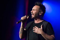 May 9, 2017 - Torino, Europe, Italy - The songwriter  Sassuolo Filippo Neviani, aka Nek, enchanted the audience of the Colosseum Theater with a concert sold out of his ''Unici'' tour. (Credit Image: © Elena Aquila/Pacific Press via ZUMA Wire)