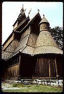 19: GENERAL HOPPERSTAD STAVE CHURCH