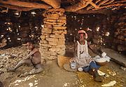 Village Dogon on Bandjagara escarpment.