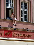 Wroclaw, centrum miasta