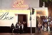 Members of the Bling Ring used to spend time at various places across central Los Angeles: Beso Hollywood, 6350 Hollywood Blvd, CA 90028, USA.