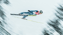 31.01.2016, Casino Arena, Seefeld, AUT, FIS Weltcup Nordische Kombination, Seefeld Triple, Skisprung, Wertungssprung, im Bild Jan Schmid (NOR) // Jan Schmid of Norway competes during his Competition Jump of Skijumping of the FIS Nordic Combined World Cup Seefeld Triple at the Casino Arena in Seefeld, Austria on 2016/01/31. EXPA Pictures © 2016, PhotoCredit: EXPA/ JFK