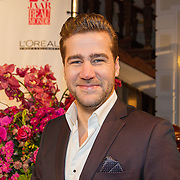 NLD/Amsterdam/20160118 -  Beau Monde Awards 2016, Dave Mantel