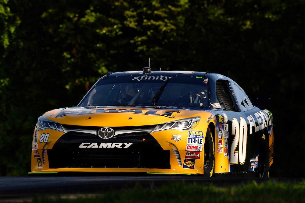 12-13 August, 2016, Lexington, Ohio USA<br /> Erik Jones, DeWalt Toyota Camry<br /> ©2016, Scott R LePage <br /> LAT Photo USA