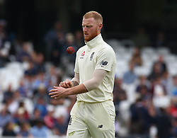 September 11, 2018 - London, England, United Kingdom - England's Ben Stokes .during International Specsavers Test Series 5th Test match Day Five  between England and India at Kia Oval  Ground, London, England on 11 Sept 2018. (Credit Image: © Action Foto Sport/NurPhoto/ZUMA Press)
