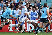 Hugh McMeniman. Waratahs v Force. 2013 Investec Super Rugby Season. Allianz Stadium, Sydney. Sunday 31 March 2013. Photo: Clay Cross / photosport.co.nz