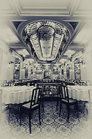 Fine art photography of Confeitaria Colombo is located in Rio de Janeiro, Brazil, one of the main tourist attractions in Downtown area.