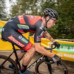 13-10-2019: Cycling: Superprestige Veldrijden: Gieten <br />LAurens Sweeck