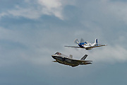 Aviation photography from RIAT RAF Fairford, England