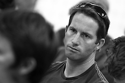 Ben Ainslie at the skippers briefing at  Monsoon Cup 2010. World Match Racing Tour, Kuala Terengganu, Malaysia. 30 November 2010. Photo: Subzero Images/WMRT